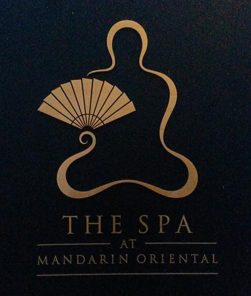 Spa at Mandarine Oriental Prague